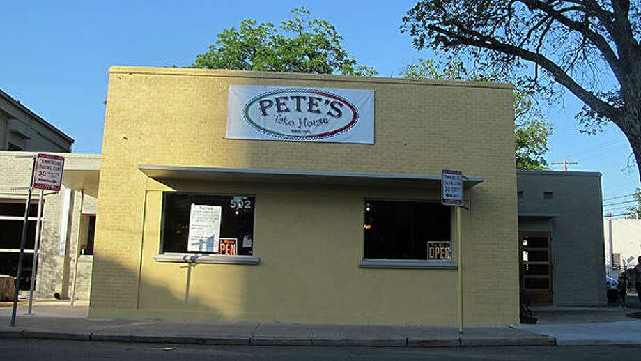 Pete's Tako House, 502 Brooklyn Ave. Photo: Benjamin Olivo, MySA.com