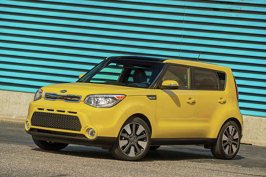 2014 Kia Soul! (photo courtesy Kia)
