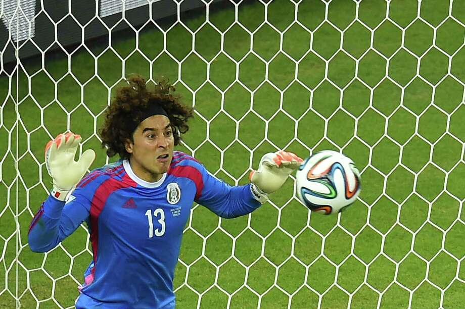 Group FluffyGuillermo Ochoa, Mexico Photo: FABRICE COFFRINI, AFP/Getty Images / AFP