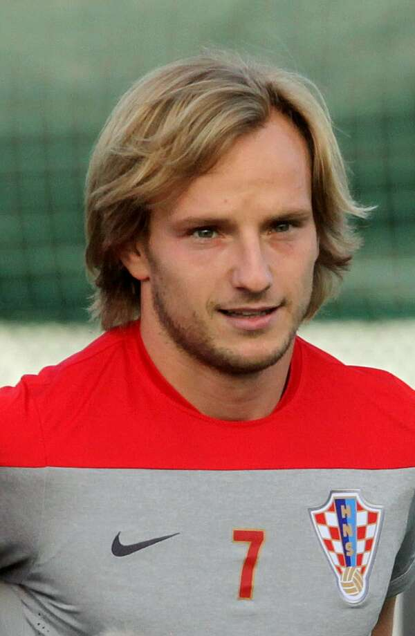 Group FlowyIvan Rakitic, Croatia Photo: DANIEL RAUNIG, AFP/Getty Images / AFP