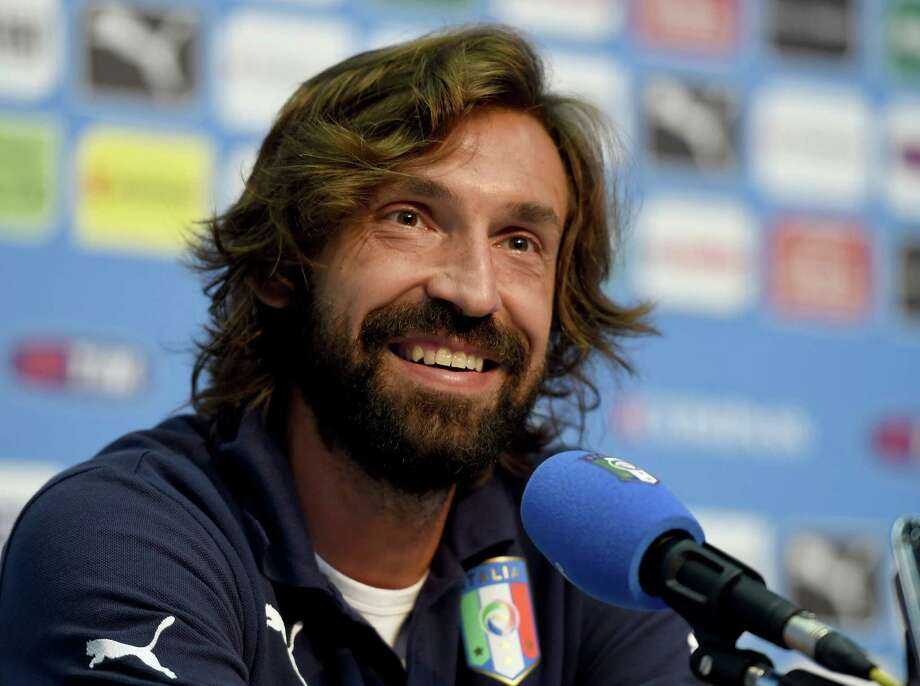 Group BeardAndrea Pirlo, Italy Photo: Claudio Villa, Getty Images / 2014 Getty Images