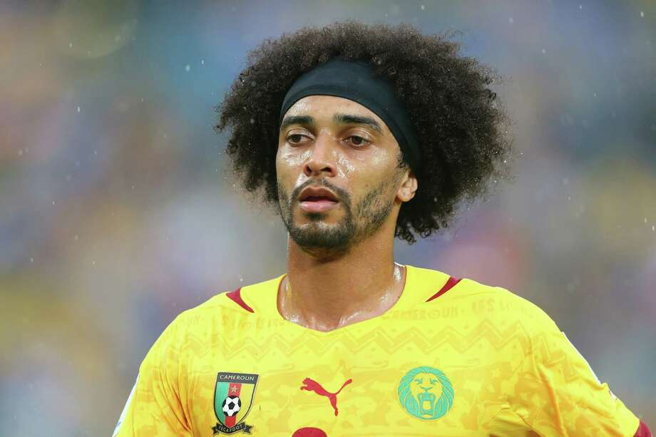 Group FluffyBenoit Assou-Ekotto, Cameroon Photo: Jamie Squire, Getty Images / 2014 Getty Images