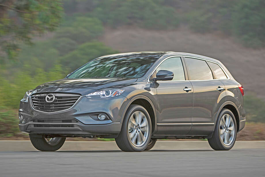 2014 Mazda CX-9 (photo courtesy Mazda Corporation) Photo: David Dewhurst Photography / 2012 David Dewhurst Photography