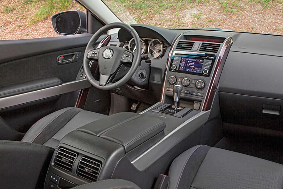 2014 Mazda CX-9 (photo courtesy Mazda Corporation)