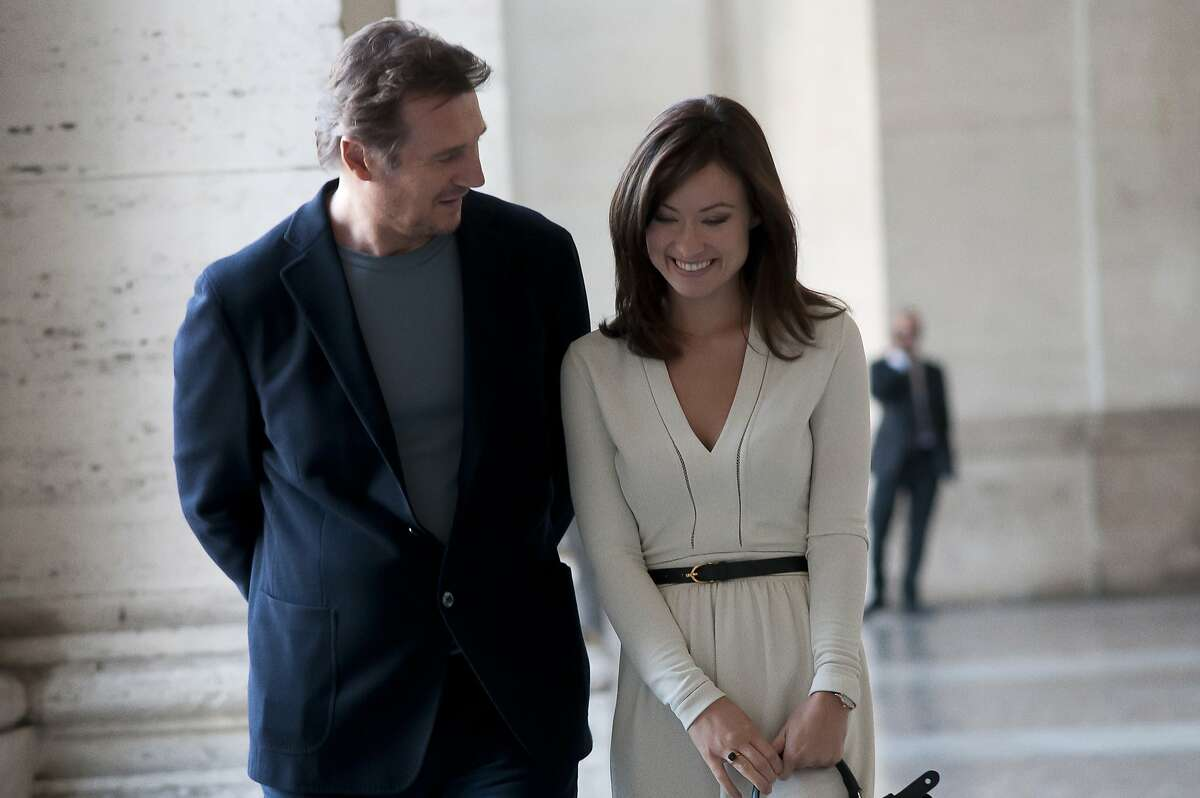 """Liam Neeson and Olivia Wilde in """"Third Person"""" PHM_1296.dng"""