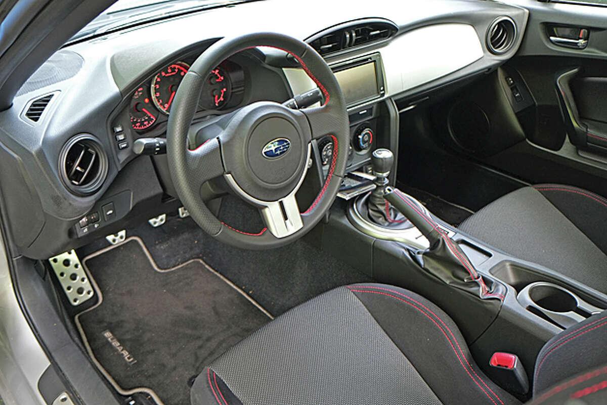 2014 Subaru BRZ (photo © Dan Lyons)