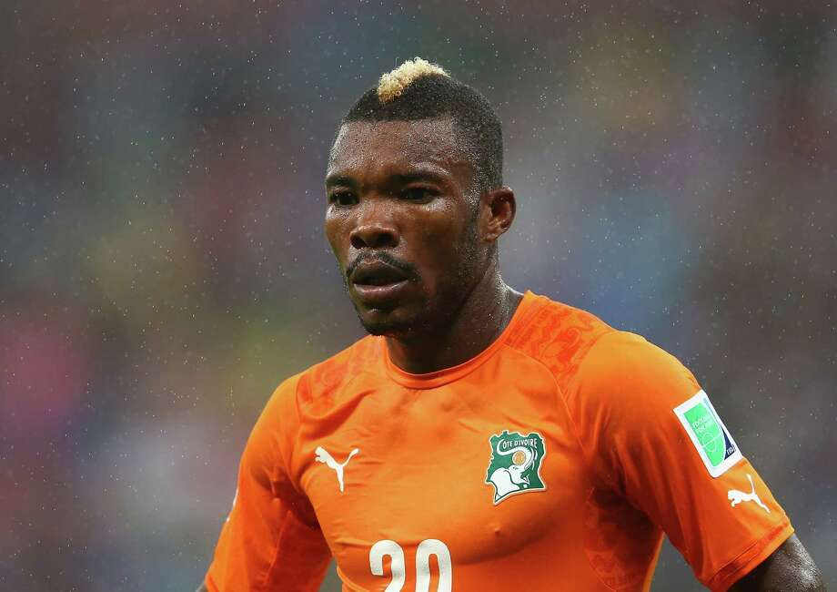 Group MohawkDie Serey, Ivory Coast Photo: Julian Finney, Getty Images / 2014 Getty Images