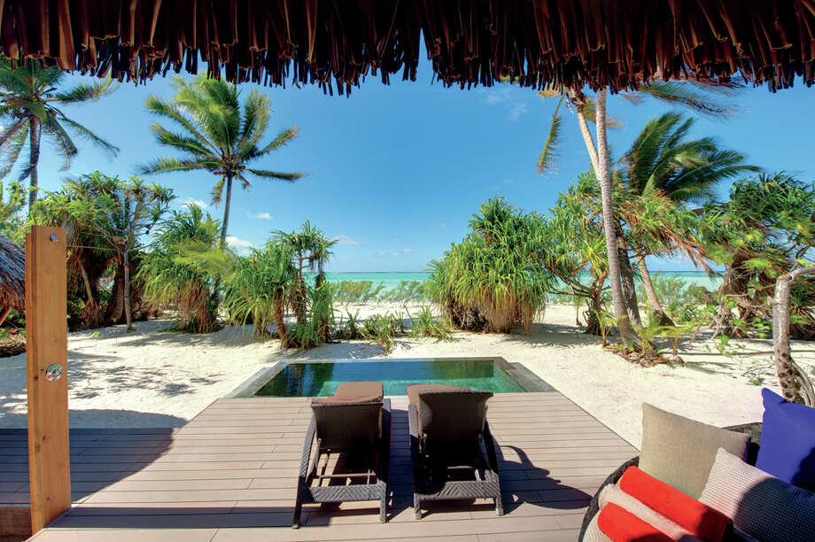 The Brando is an all-inclusive, 35-villa eco-luxury resort opening July 1 on the atoll of Tetiaroa in French Polynesia, formerly Marlon Brando's private compound. Photo: Tim Mckenna, © Tim-mckenna.com / ©tim-mckenna.com
