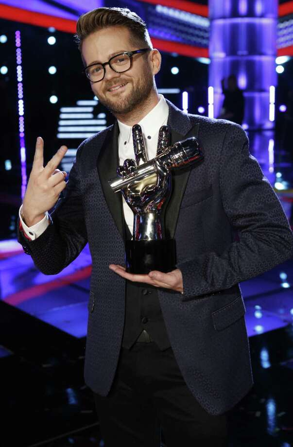 "Josh Kaufman, winner of season six of ""The Voice,"" headlines ""The Voice"" Tour arriving at the Majestic Theatre on Saturday. Photo: NBC / NBCU Photo Bank / 2014 NBCUniversal Media, LLC"
