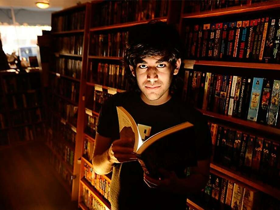 """The Internet's Own Boy: The Aaron Swartz Story"" traces what led to the Internet prodigy's suicide. Photo: Noah Berger"
