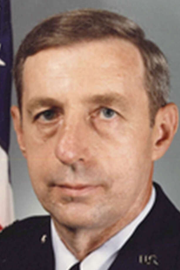 Thomas E. Ruffini had planned to be a teacher before he started on a career as an Air Force officer.