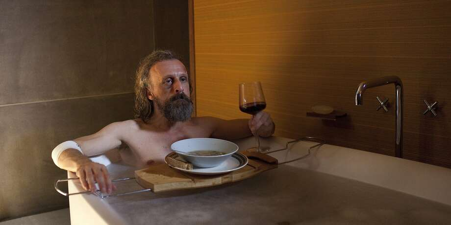 """A homeless man (Jan Bijvoet) worms his way into the lives and abode of a well-off family in the thriller """"Borgman."""" Photo: Courtesy Of Drafthouse Films"""