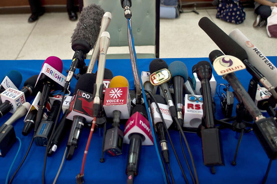 Who are the best anchors, tweeters and social media wizards? What media outlets and experts did our readers rank the best? Click through the slideshow to see the top three in each category. Photo: File Photo