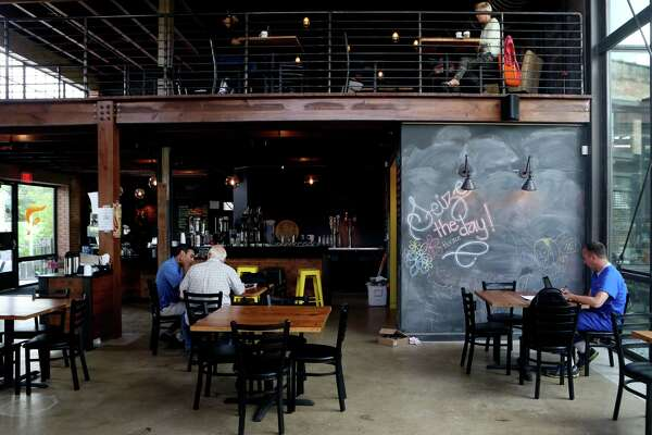 Rosella Coffee opened in the River North neighborhood on Jones Street in March and provides coffee, food, beer and wine.