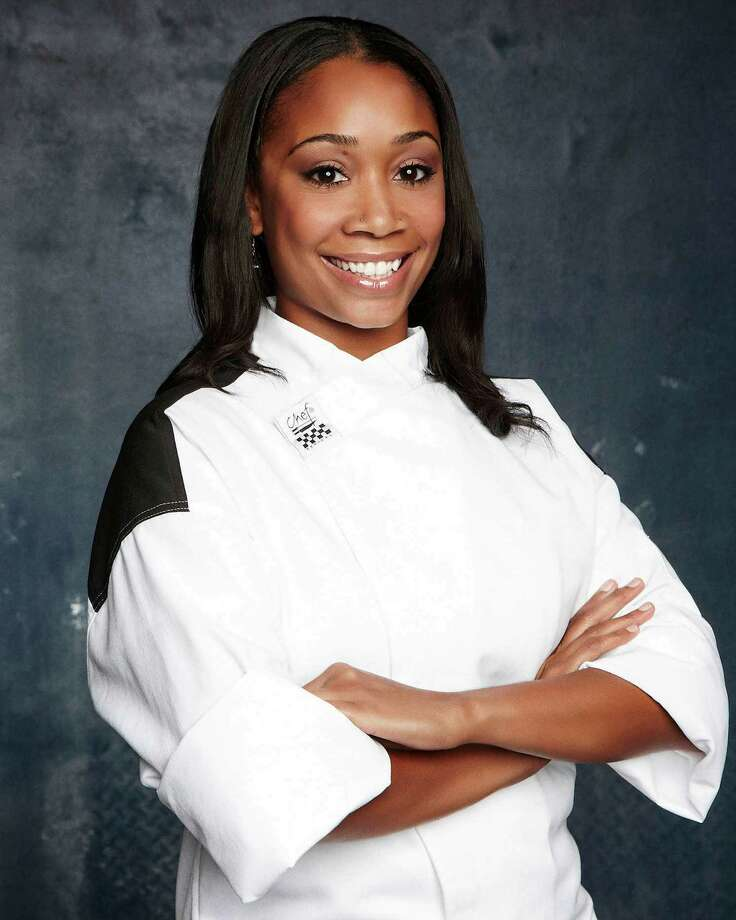 "Houstonian Ja'Nel Witt, Season 11 winner of ""Hell's Kitchen,"" will helm Corner Table. Photo: Patrick Wymore / 1"
