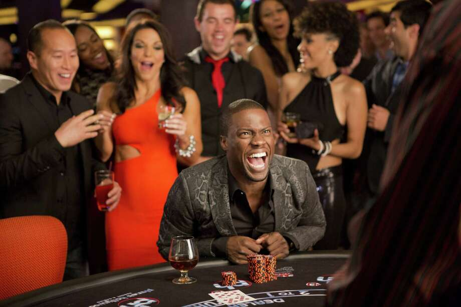 """Cedric (Kevin Hart) is a central character in """"Think Like a Man Too,"""" set in Las Vegas. Photo: Matt Kennedy, Handout / ONLINE_CHECK"""