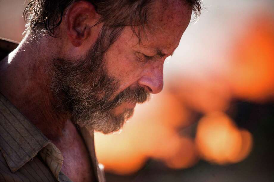 "This image released by A24 Films shows Guy Pearce in a scene from ""The Rover."" (AP Photo/A24 Films, Matt Nettheim, Matt Nettheim) Photo: Matt Nettheim, HOEP / A24 Films"