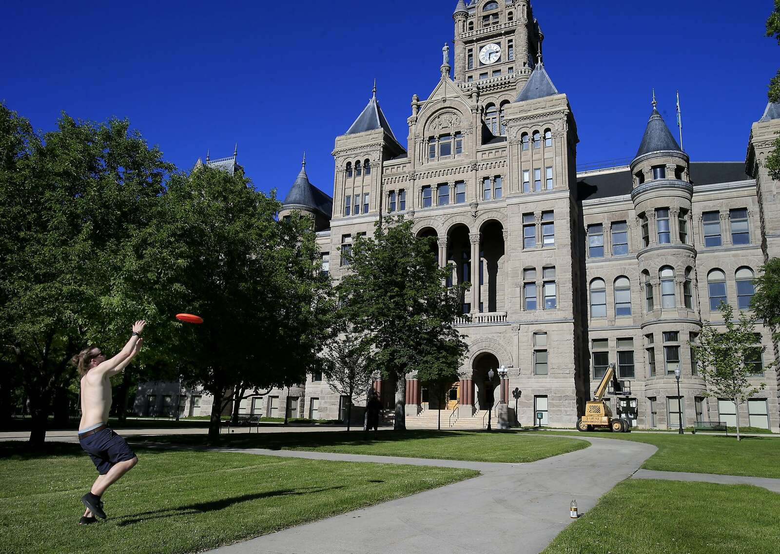 What S F Can Learn From Salt Lake City San Francisco Chronicle