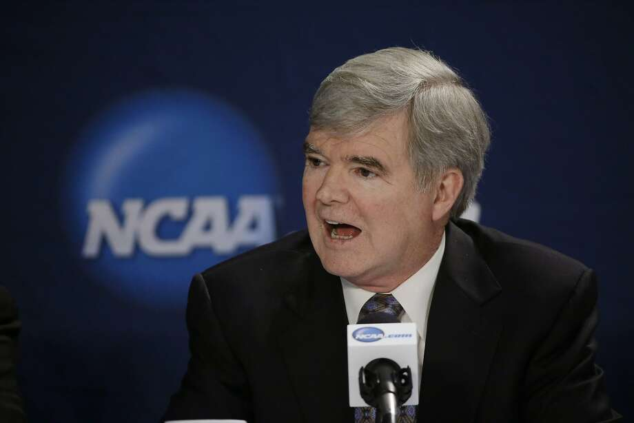 NCAA President Mark Emmert testified at the trial. Photo: David J. Phillip, Associated Press