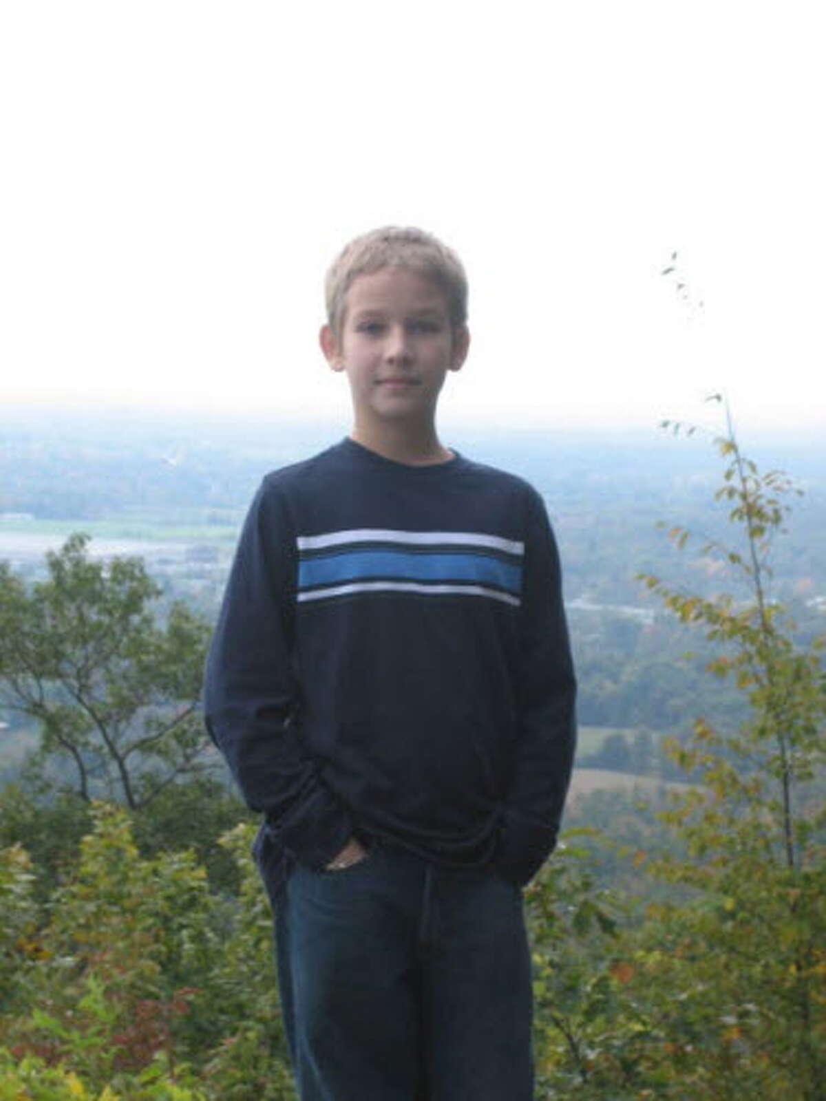 Nicholas Naumkin of Wilton, who was killed Dec. 22, 2010. (Naumkin family photo)