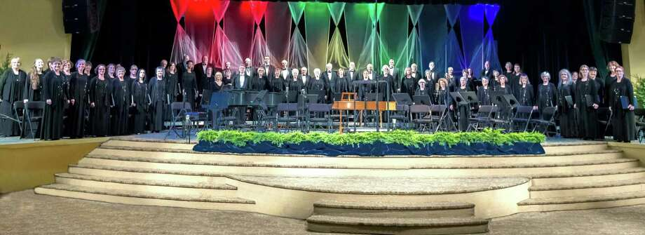 Connecticut Choral Society will put on a concert to benefit Family & Childrenís Aid at the  First Congregational Church, 164 Deer Hill Road, Danbury, Conn., on Saturday, June 28, 2014, at 7 p.m. Tickets are $20, ages 12 and under free. Purchase at the door or in advance www.ctchoralsociety.org. Photo: Contributed Photo / Stamford Advocate Contributed photo