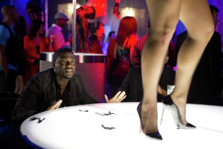 """This photo released by Sony Pictures shows Kevin Hart, left, as Cedric in a scene from Screen Gems' """"Think Like A Man Too."""" (AP Photo/Sony Pictures, Matt Kennedy) ORG XMIT: CAET941 Photo: Matt Kennedy / Sony Pictures"""