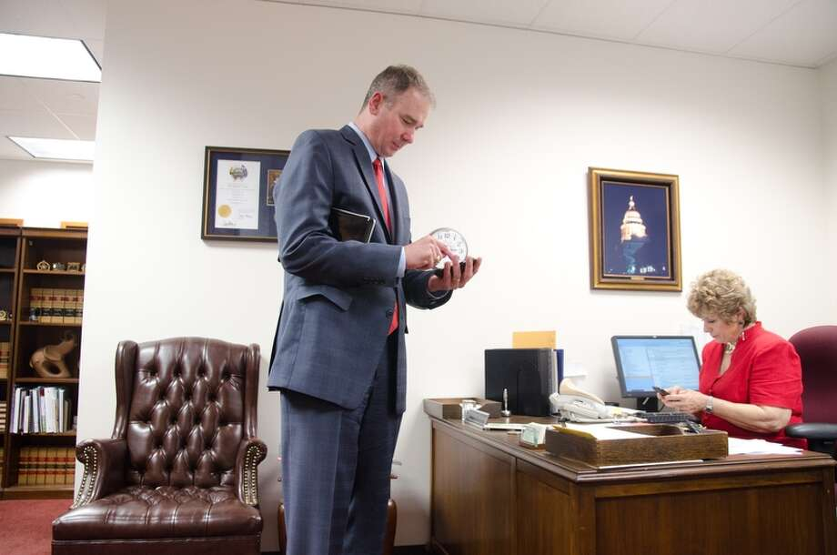 Empower Texans President Michael Quinn Sullivan. The conservative 501(c)(4) and its leader have been the subject of an investigation by the Texas Ethics Commission since 2012.