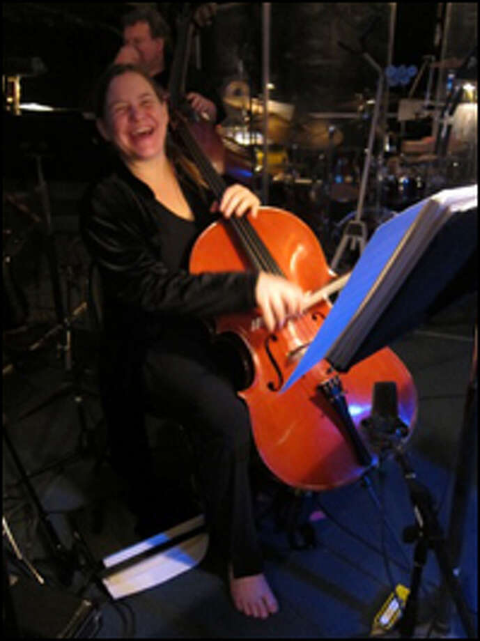 Cellist Erica Pickhardt Photo: Courtesy of Maverick Concerts Inc.