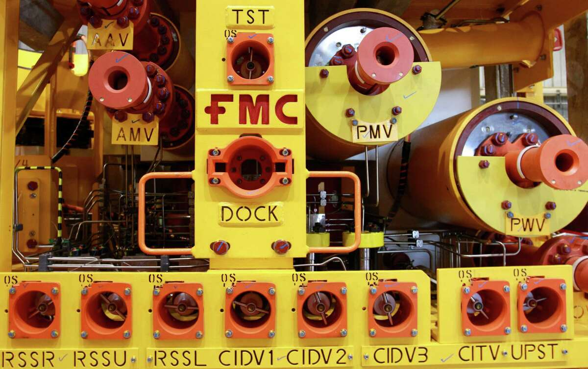 FMC Technologies is one of the equipment makers benefiting from a wave of orders for subsea and oil field equipment.