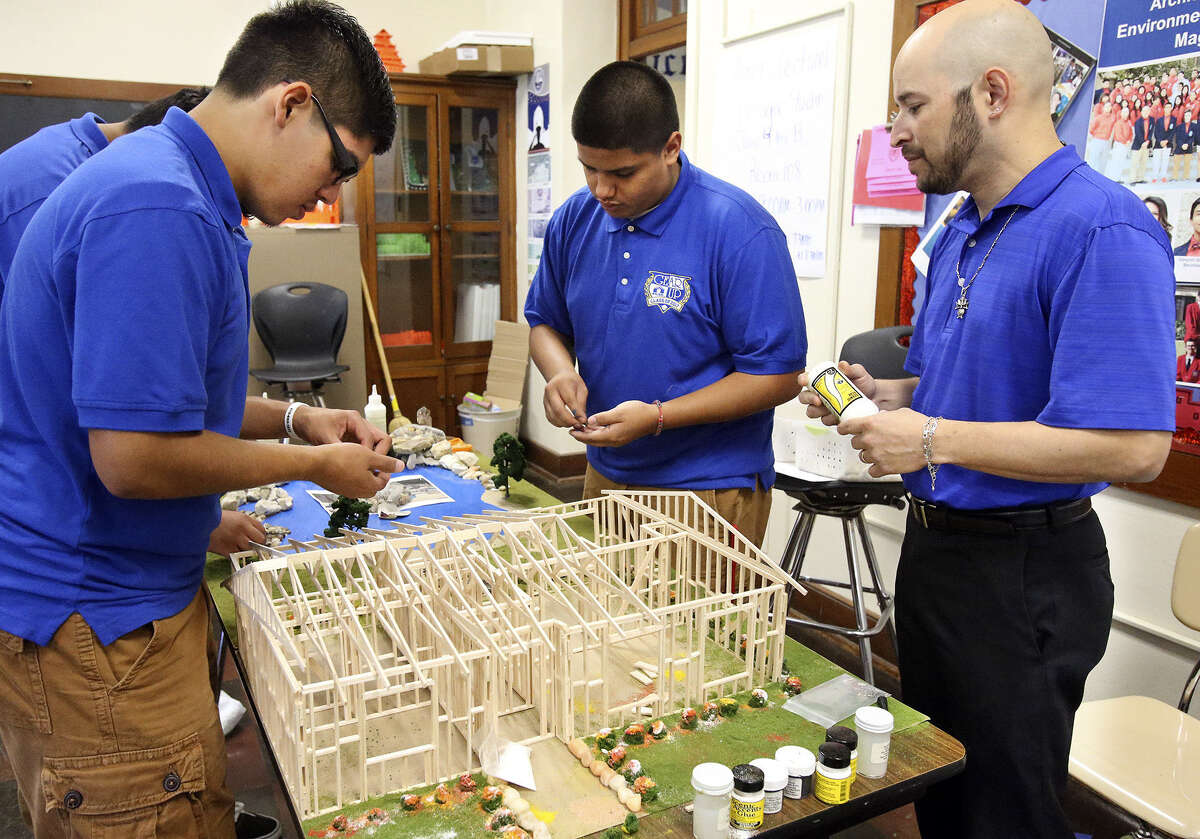 49. Jefferson High School: 3.5 of 5Academics grade: B-Average salary: $48,810Student-teacher ratio: 16:1