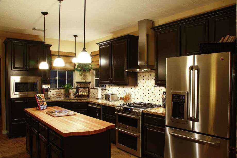 This kitchen remodel was done by Vick Construction.