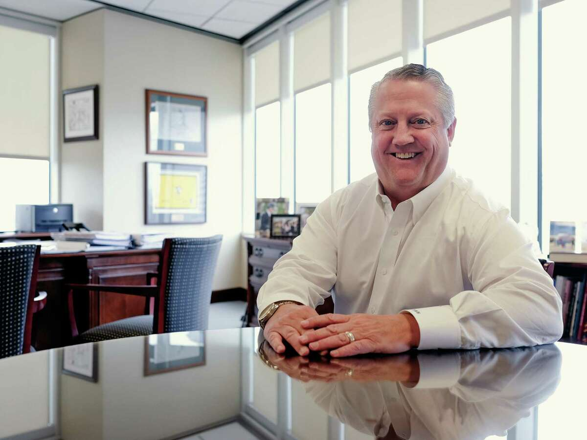 Oasis Petroleum, led by Tommy Nusz, increased its annual revenue by 66 percent.