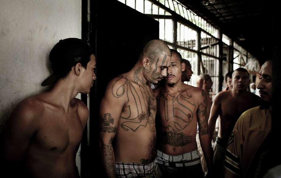 Gang violence in El Salvador, along with that in Guatemala and Honduras, has inflated the number of unaccompanied minors coming illegally into the U.S. Photo: New York Times File Photo / NYTNS