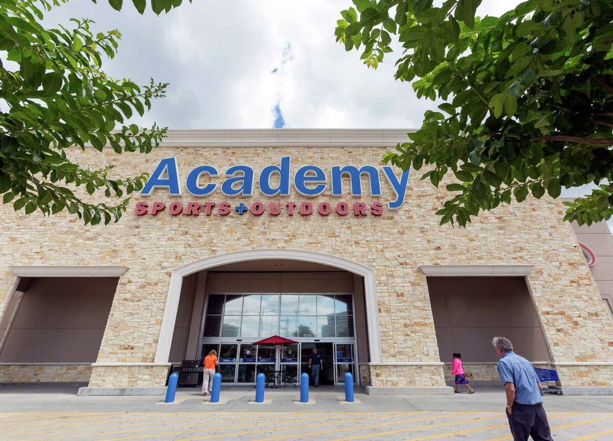 Academy Sports & Outdoors. 9734 Katy Freeway near Bunker Hill. Recognized in the Chronicle 100 special section as one of the biggest privately-held businesses based in Houston. ID: exterior Wednesday May 14, 2014 (Craig H. Hartley/For the Chronicle)