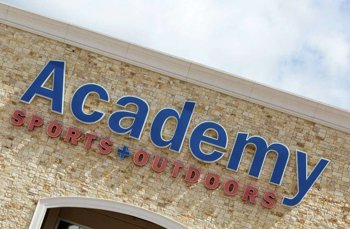 Academy Sports & Outdoors. 9734 Katy Freeway near Bunker Hill. Recognized in the Chronicle 100 special section as one of the biggest privately-held businesses based in Houston. ID: outside signage Wednesday May 14, 2014 (Craig H. Hartley/For the Chronicle)