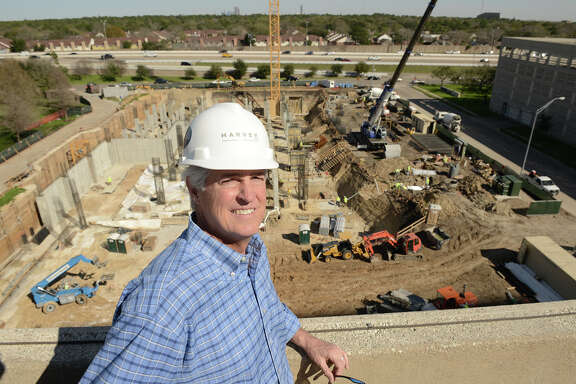 CEO David E. Harvey Jr. is proud of D.E. Harvey Builders' safety record.