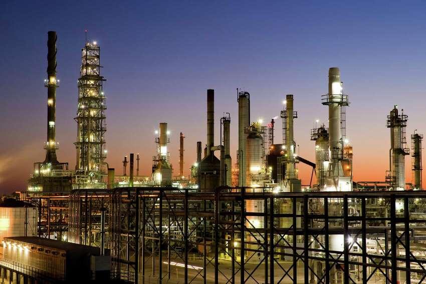8. Refinery operator