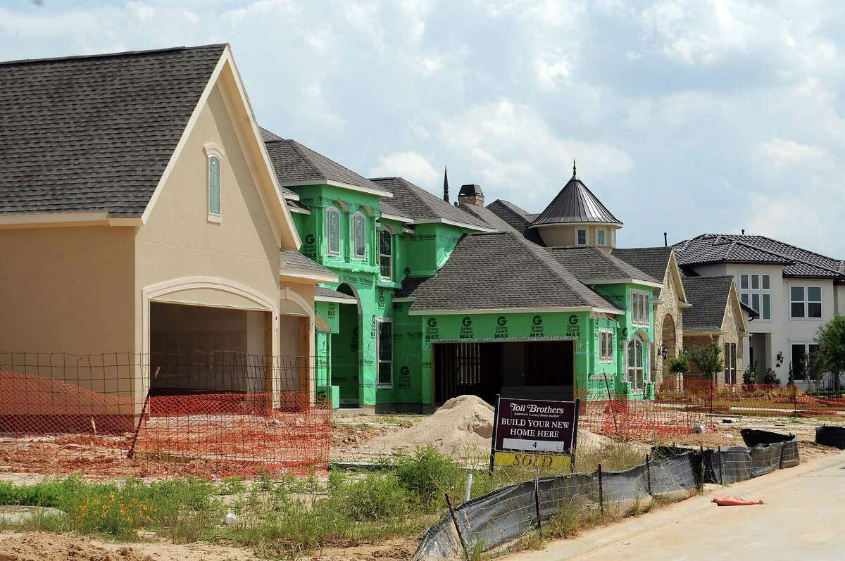 Cinco Ranch was tied at 13 on the list of top-selling master-planned communities. It was No. 3 in 2013, but sales are winding down there.