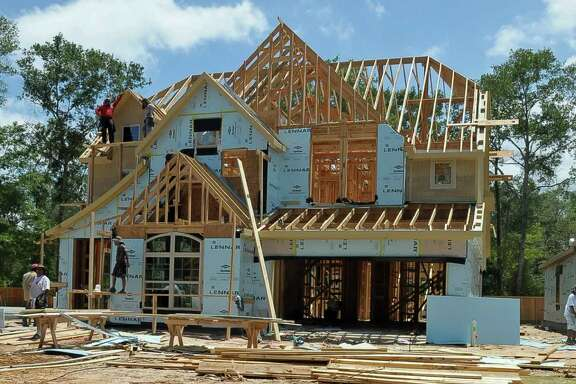 The city of Houston set a record for the value of construction permits three months in a row. In May, residential permits increased to $367 million.