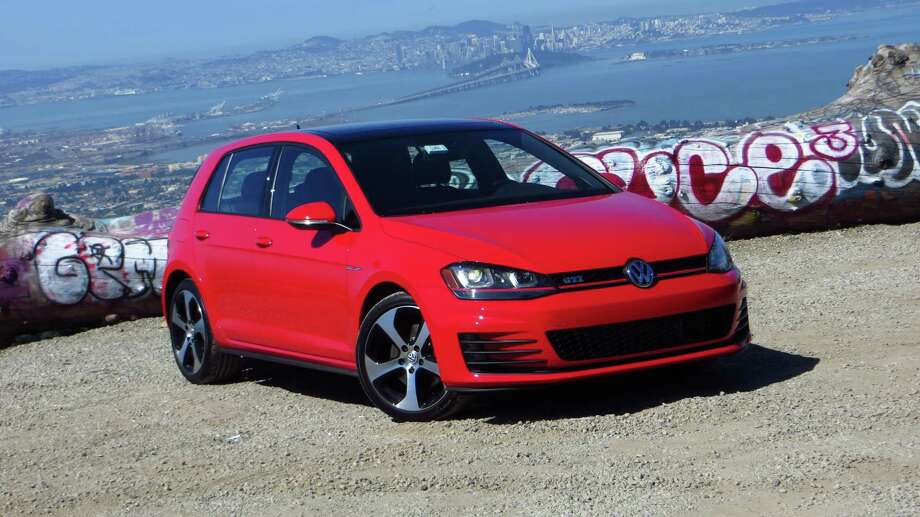 The soul of the 2015 Golf GTI lies beneath the Golf's new, longer hood. The base 2.0-liter turbocharged and intercooled, direct-injection engine delivers 210 horsepower. And with 258 lb-ft of torque, the GTI has 24.6 percent more grunt than the previous GTI.