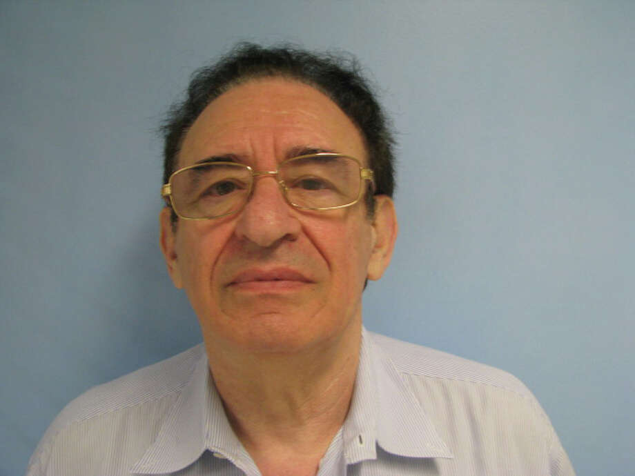 Georgy Betser, 71, of 1250 Summer St., Stamford, was charged Wednesday by the State Division of Criminal Justice with first-degree larceny by defrauding a public community and insurance fraud. Photo: Contributed Photo / Stamford Advocate Contributed