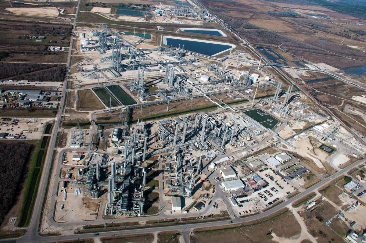 Enterprise Products Partners' Mont Belvieu complex.