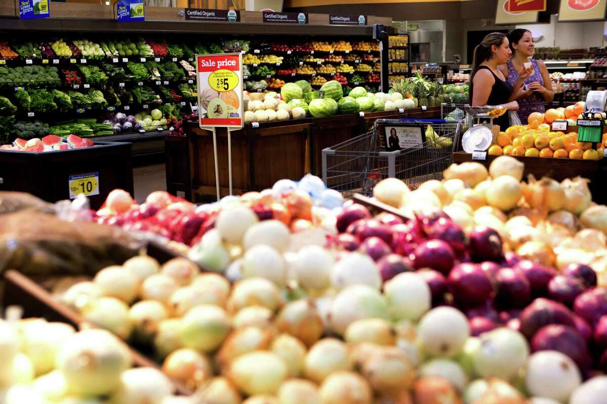 Kroger, which has a Marketplace store on Kuykendahl in Spring, says its 106 stores in the Houston area serve 820,000 households.