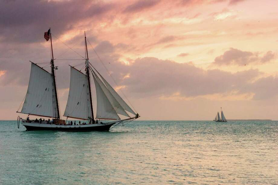 Key West See this sunset on a cruise with Disney or Carnival. Photo: Frank Vetere, Getty Images / Frank S. Vetere