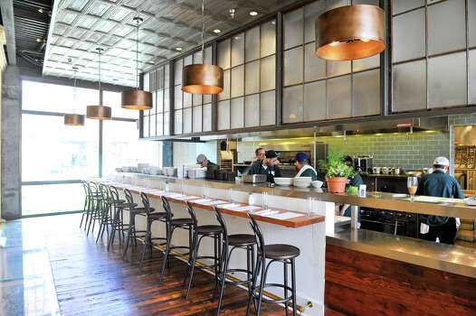 Interior of Cured at the Pearl. Photo: For The San Antonio Express-News