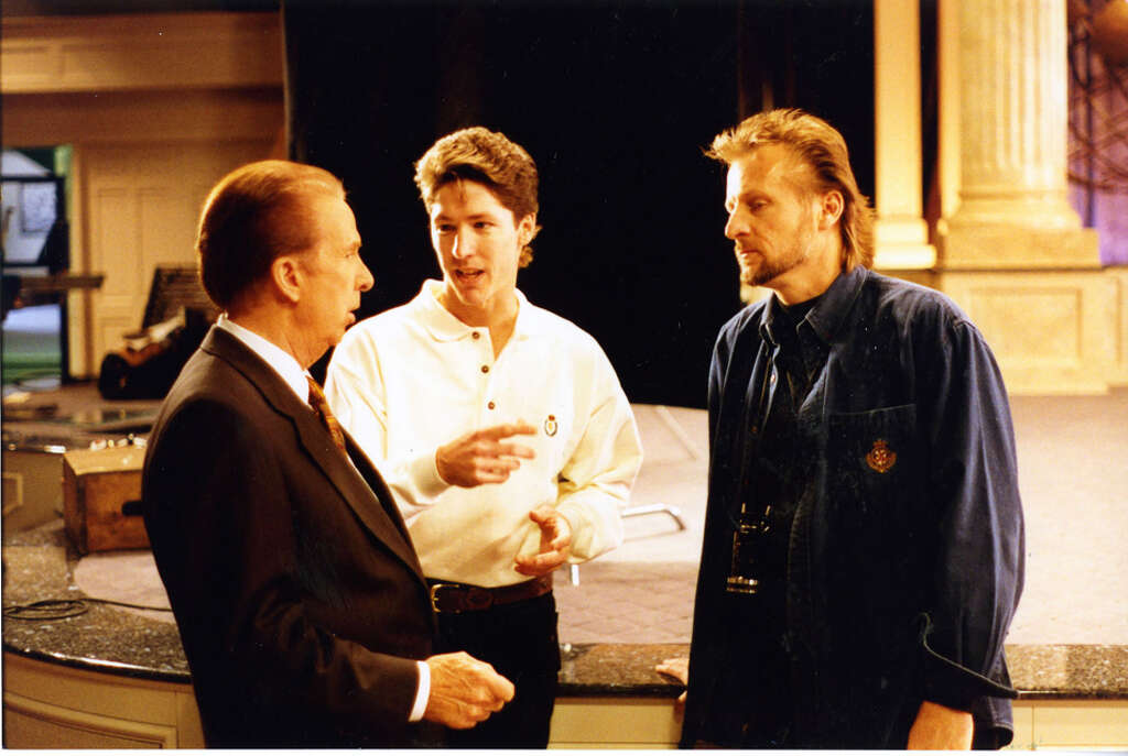 1999 – Year Joel Osteen took over Lakewood for his deceased father John Osteen. Photo: Lakewood Church / handout