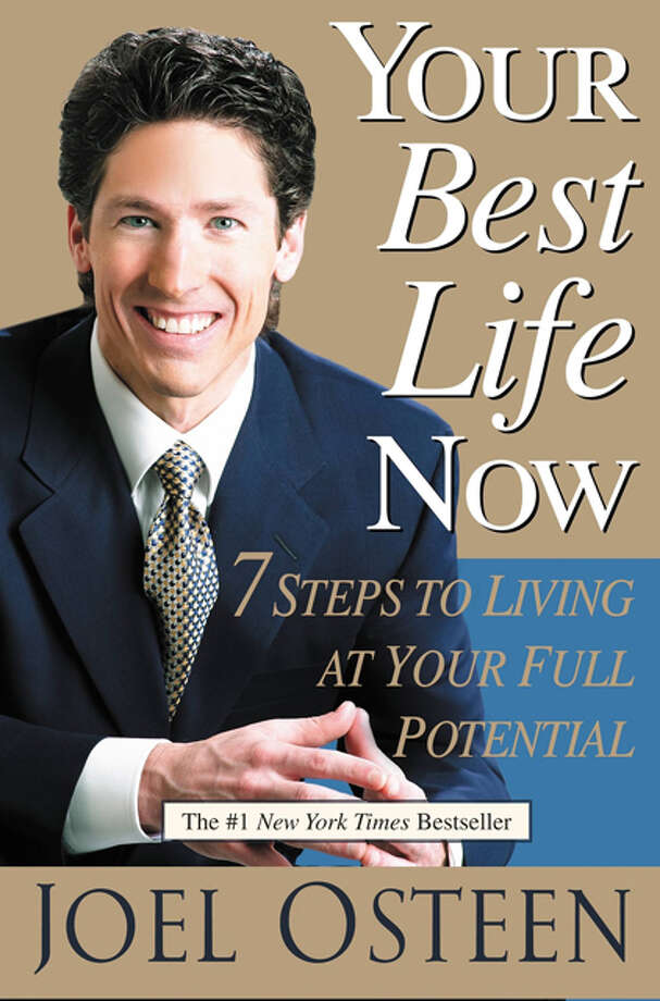 "2.5 million – Copies reportedly sold of his first book, ""Your Best Life Now."""