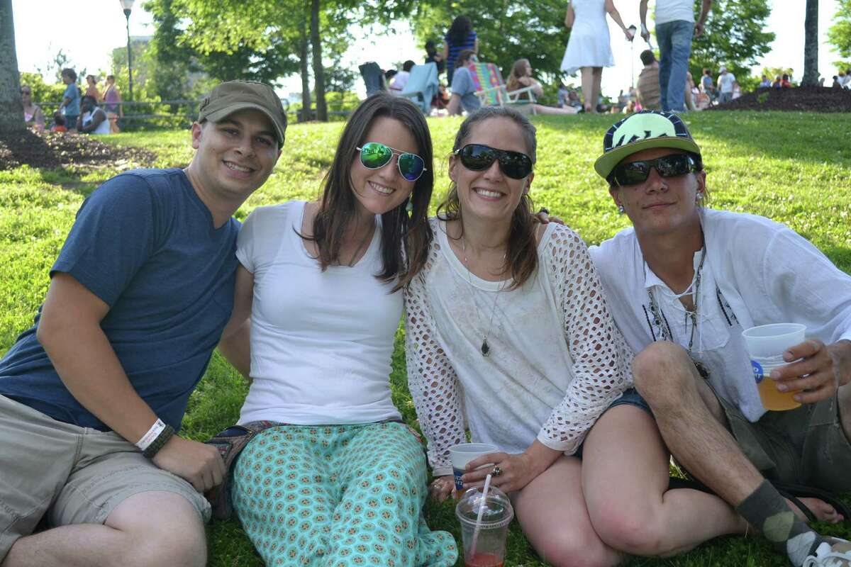 Were you Seen at Alive at Five Reggae Night with the Easy Star All-Stars and John Brown's Body at Jennings Landing in Albany on Thursday, June 19, 2014?