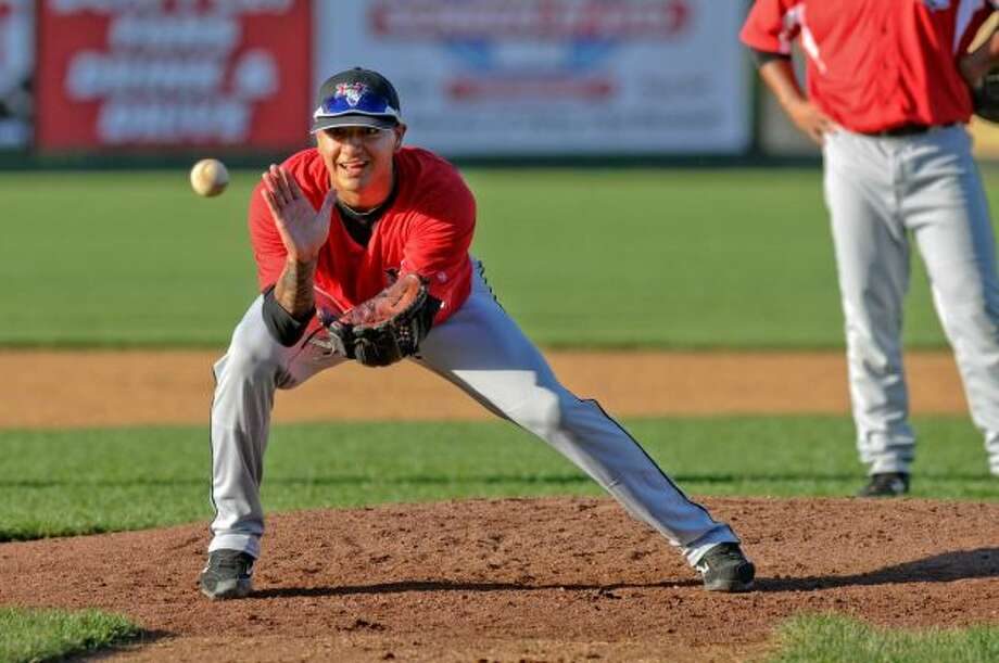 6. Vincent Velasquez  Class A Lancaster  DOB: 06/07/1992  6-3, 203, RHP  Baseball America ranking: 6  MLB.com ranking: 8 Photo: Philip Kamrass, Times Union