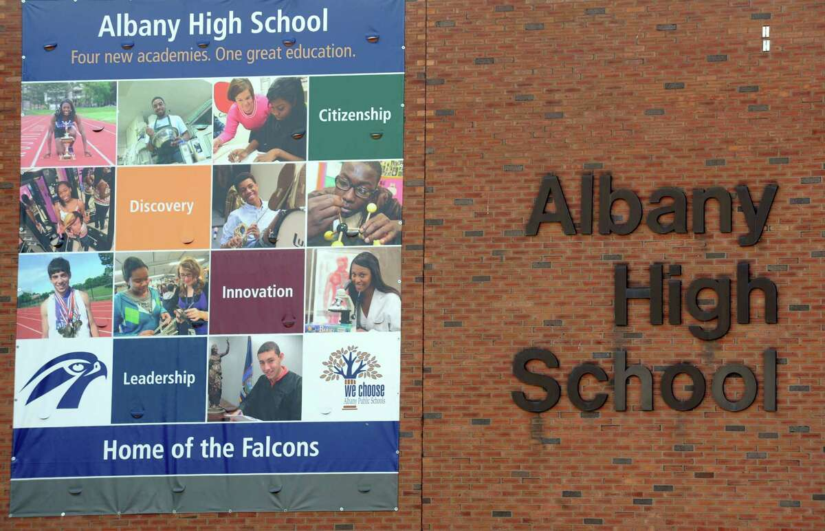 Albany County: Albany City School District. Graduation rate: 53.8% Dropout rate: 20.8%